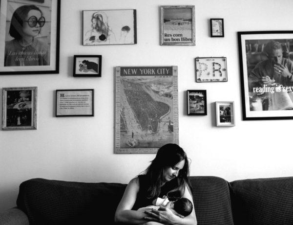 Lactancia materna Elisabeth Rico